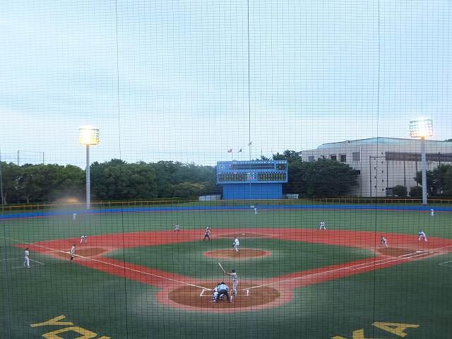 横須賀スタジアム(ベイスターズ2軍球場)