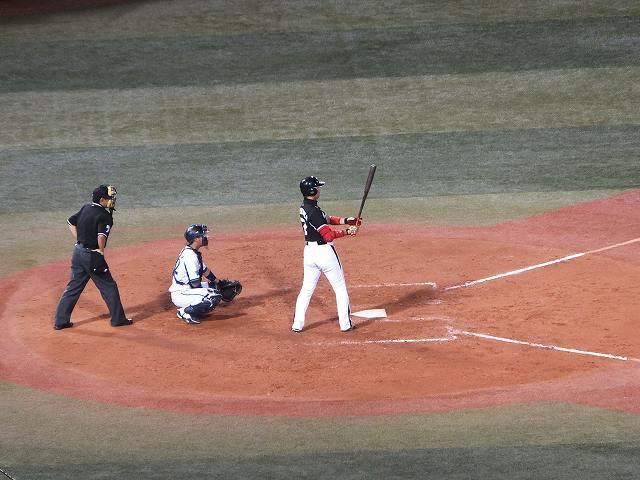 代打西岡:阪神タイガース