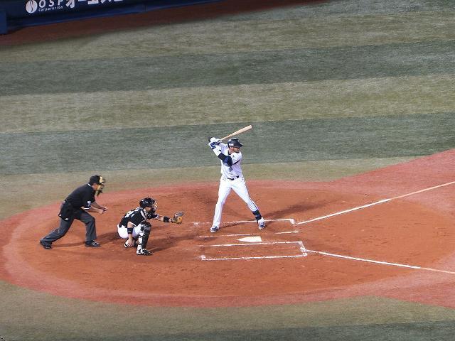 グリエル選手:横浜スタジアム2014