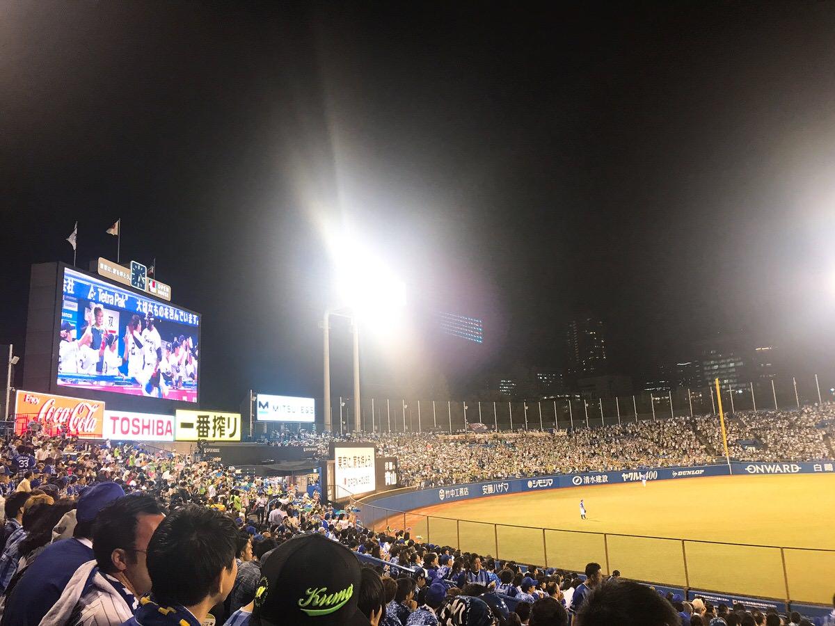 神宮球場・東京ヤクルトスワローズ本拠地2