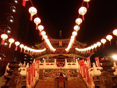 横濱媽祖廟:横浜中華街