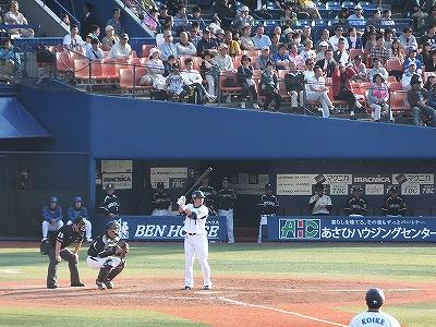 横浜DeNA多村仁志選手:来季戦力外に