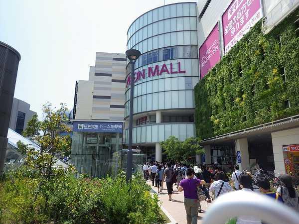 ドーム前千代崎駅:大阪ドーム