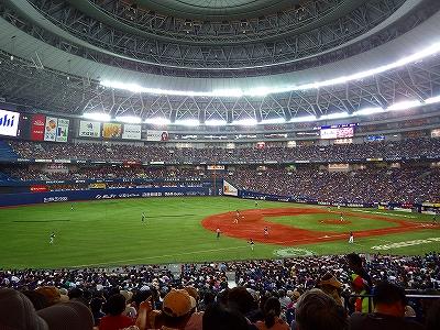 京セラドーム大阪:イベントスタッフバイト,1日短期も