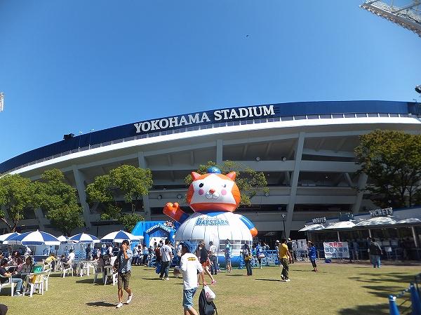 横浜スタジアム:DeNAボールパーク化構想