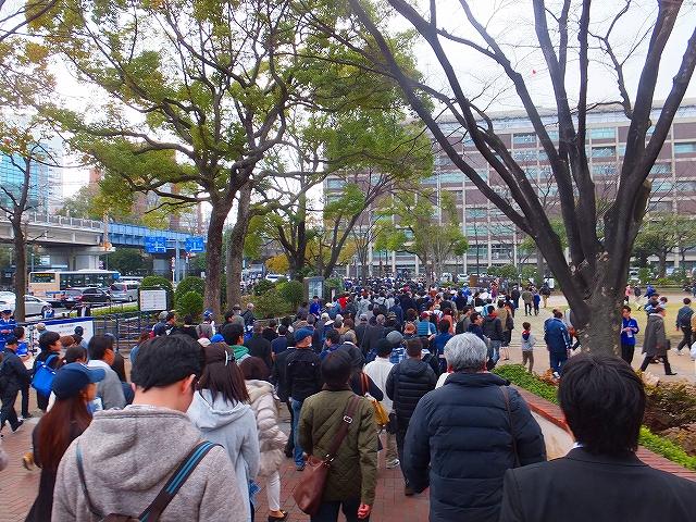 横浜スタジアムオープン戦観戦記2016