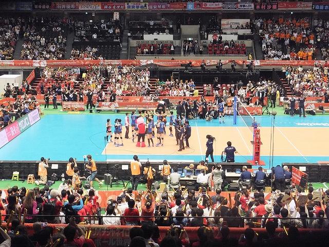 日本女子バレーボール代表チーム:リオデジャネイロオリンピック最終予選