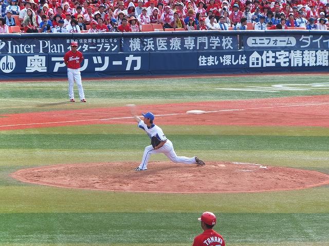 横浜DeNA便利屋リリーフ!須田幸太のピッチング