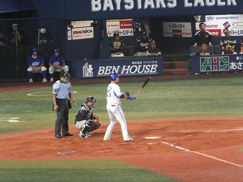 プロ野球オールスター2016:筒香嘉智選手