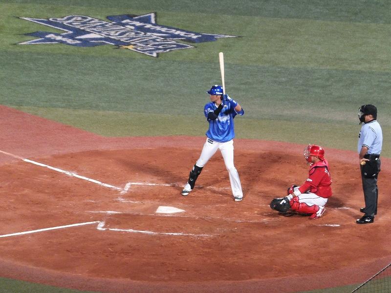 1000試合出場:石川雄洋選手横浜DeNAベイスターズ