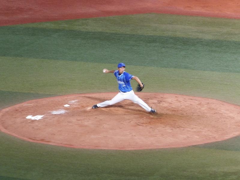 横浜DeNA:リリーフ須田幸太投手