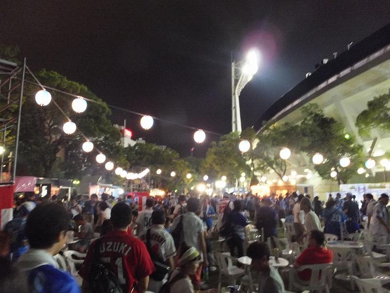 横浜スタジアム:勝祭