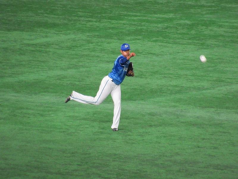 横浜DeNAベイスターズ:井納投手先発:初のクライマックスシリーズ