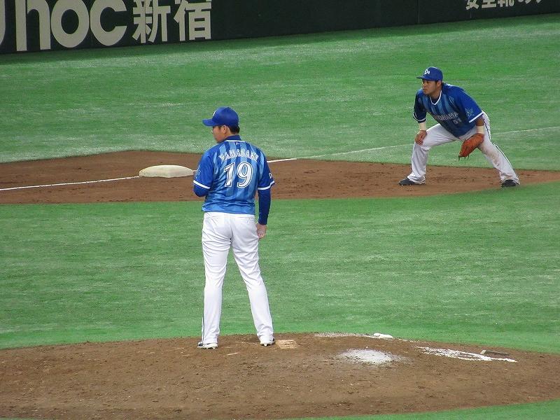 横浜DeNAクローザー山崎康晃投手