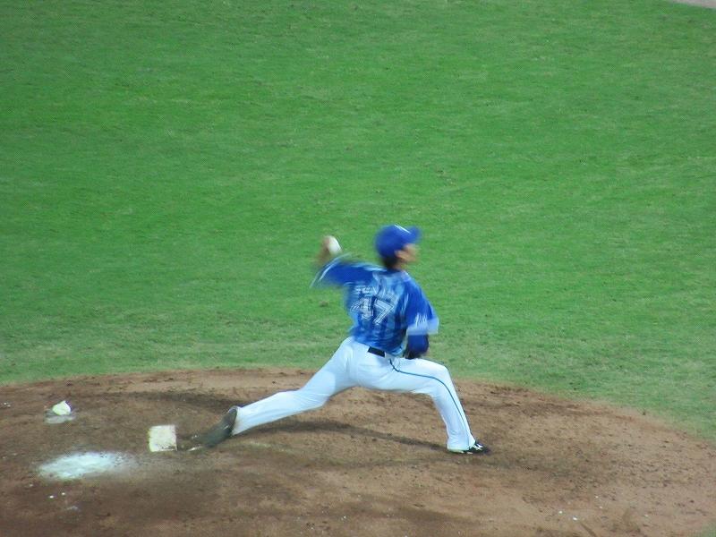 横浜DeNA砂田投手:クライマックスシリーズで好投