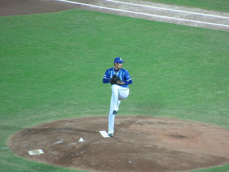 先発好投&ヒーローの井納投手:2016CS広島戦