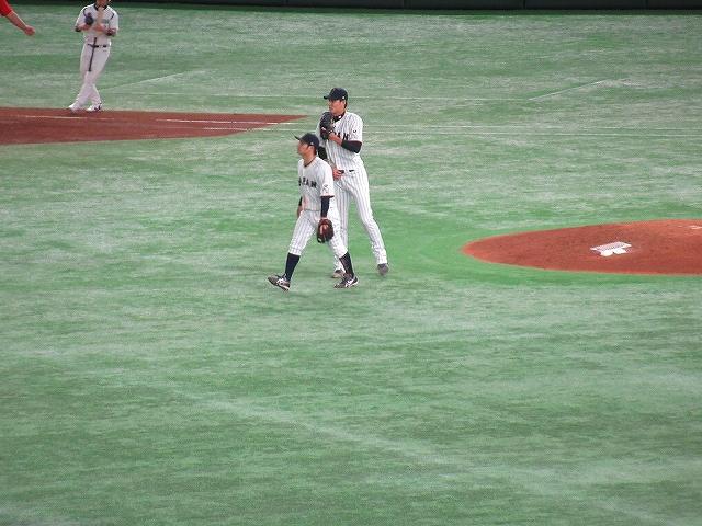 藤波:WBC2017東京ドーム観戦記