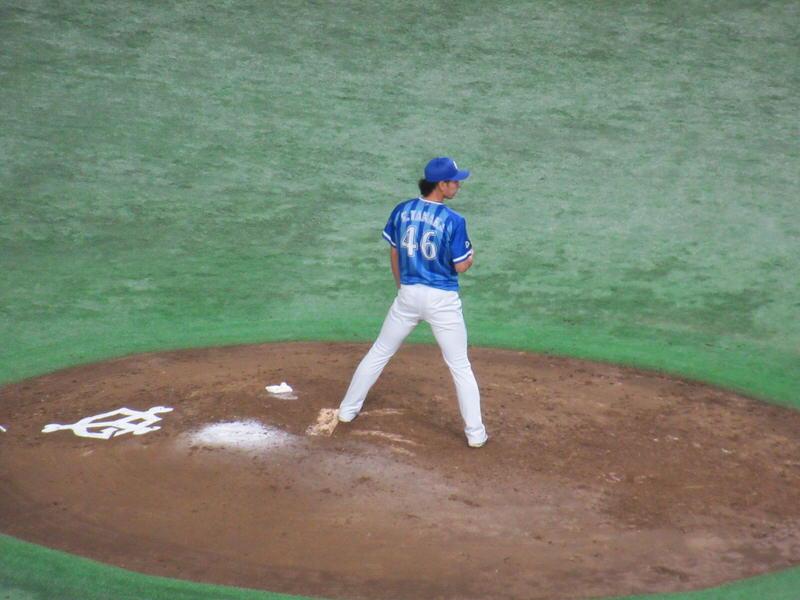 田中健二朗:東京ドーム