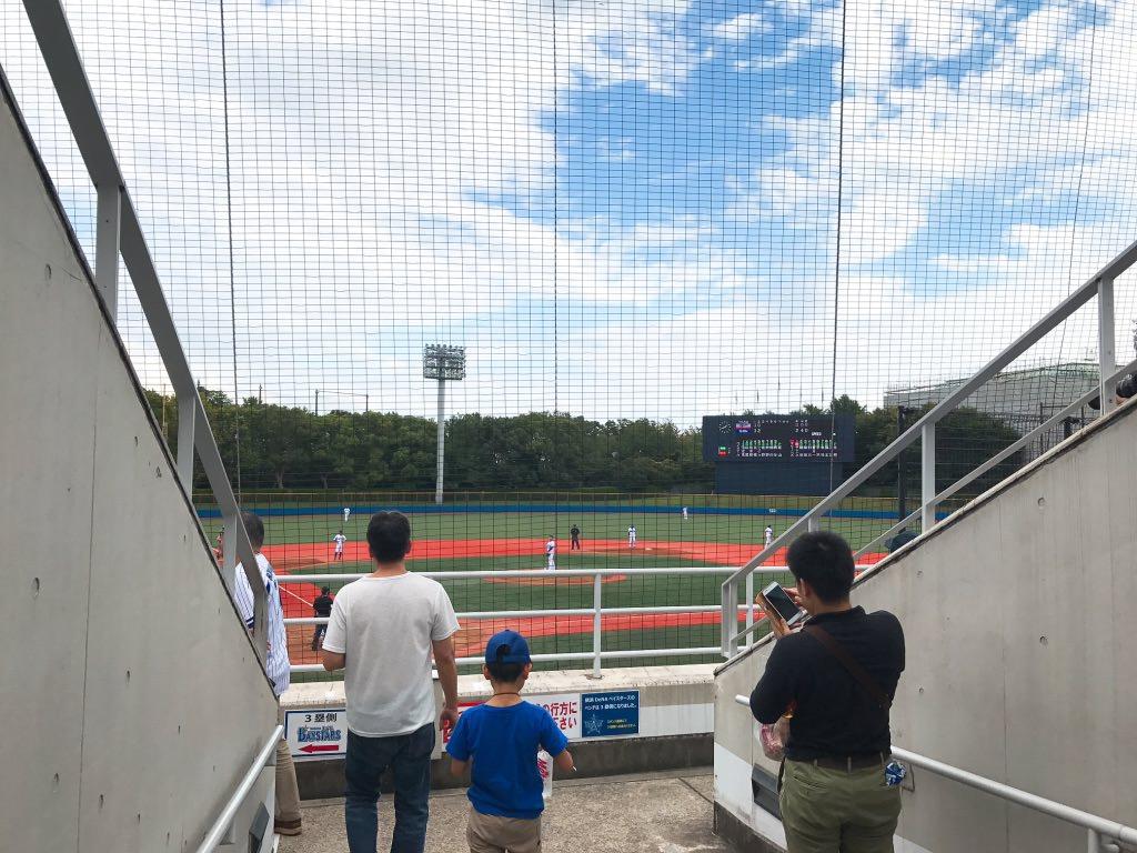 横須賀スタジアム最終戦2017