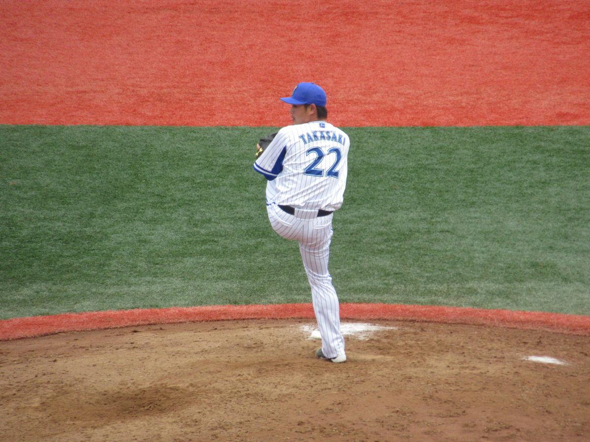 高崎健太郎最終マウンド:横須賀スタジアム最終戦2017