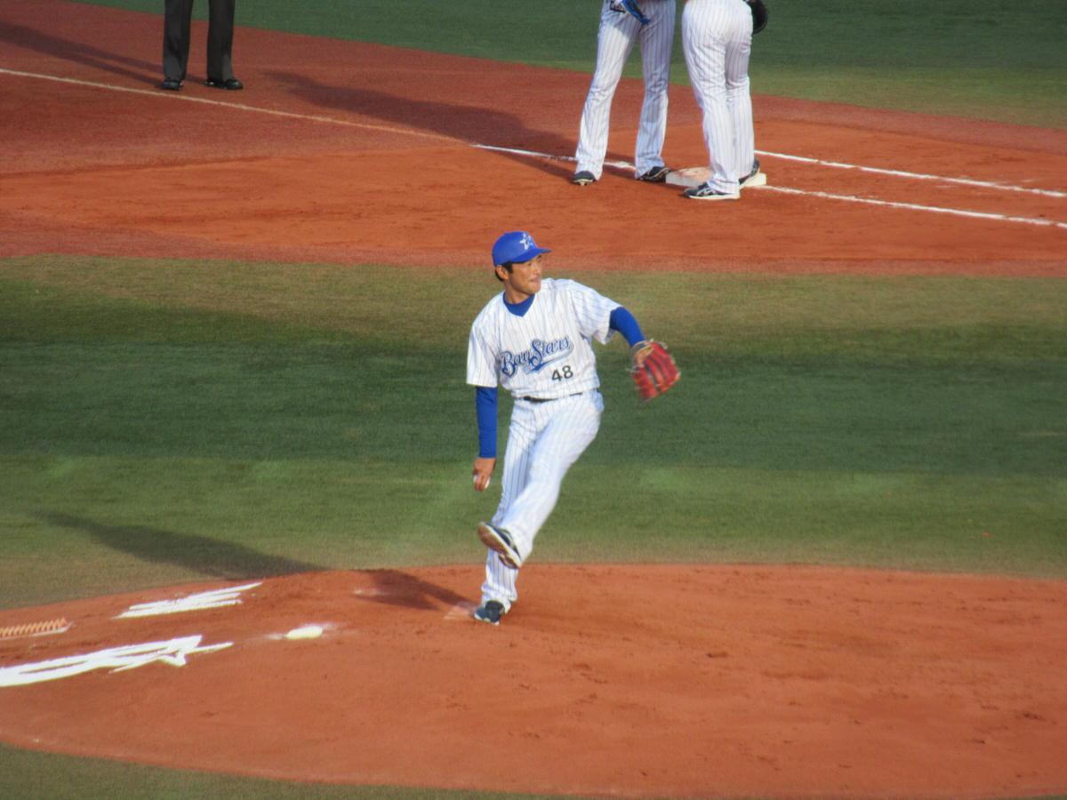 島田直也投手!98年横浜ベイスターズ戦士