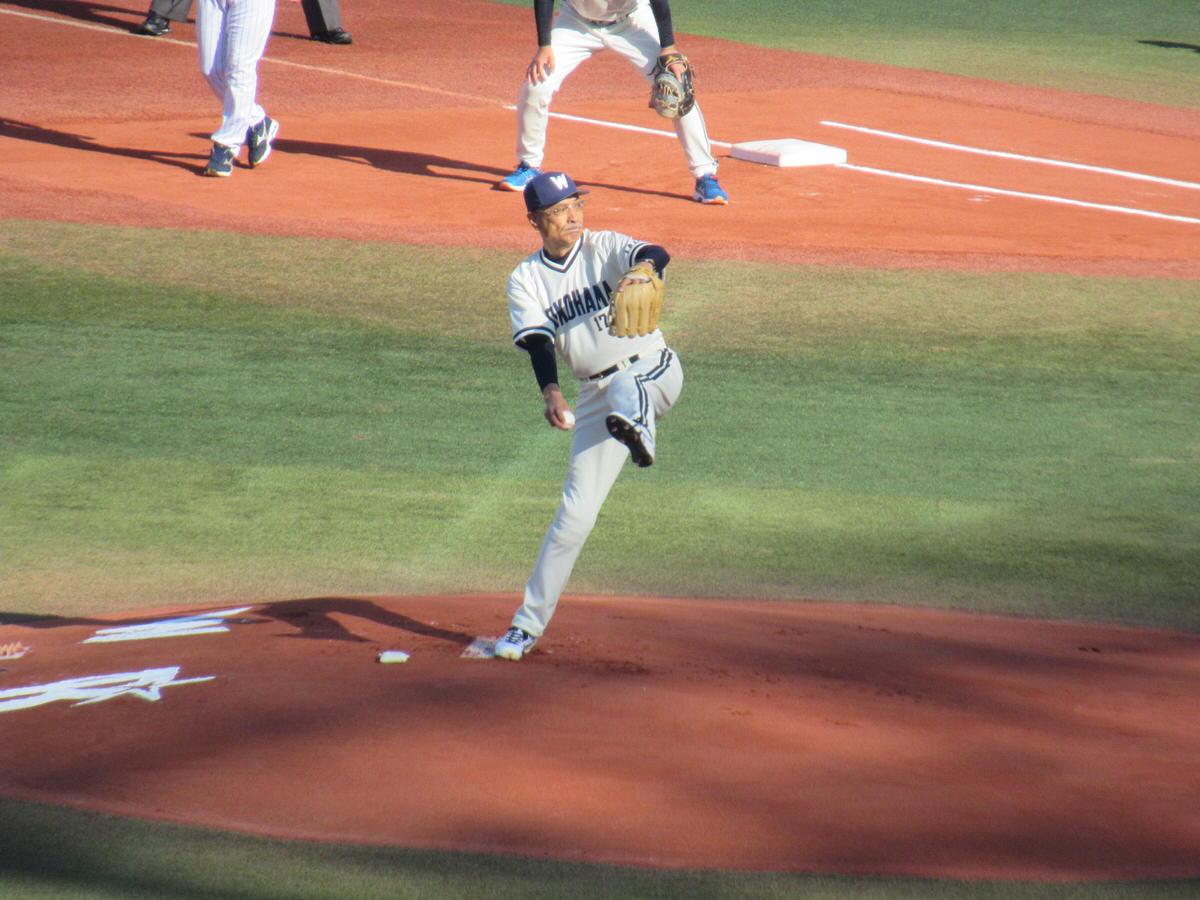 斉藤明雄ピッチングフォーム!横浜大洋ホエールズ