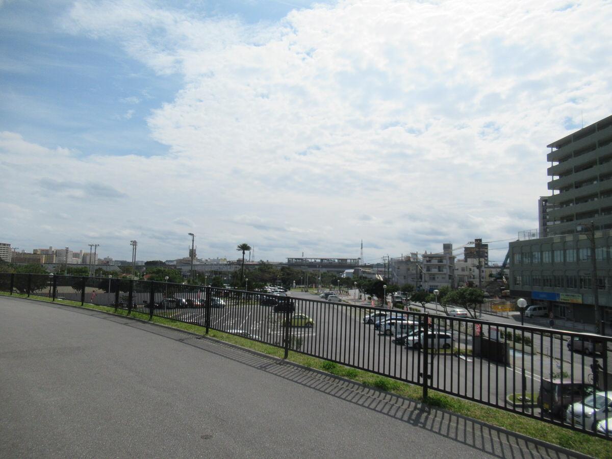 モノレール駅が近い!沖縄セルラースタジアム巨人春季キャンプ