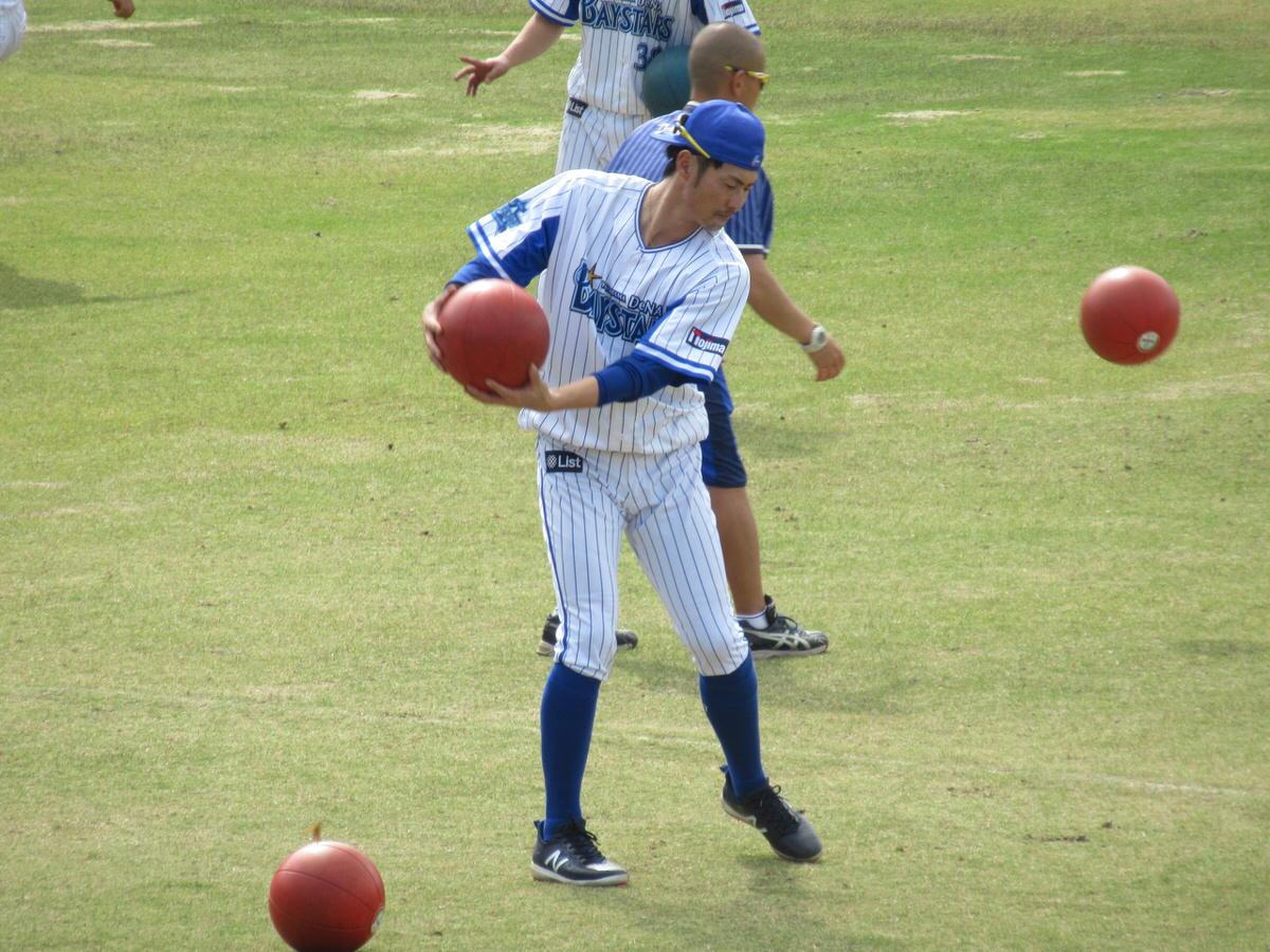石川雄洋:横浜DeNAベイスターズ2軍:嘉手納キャンプ