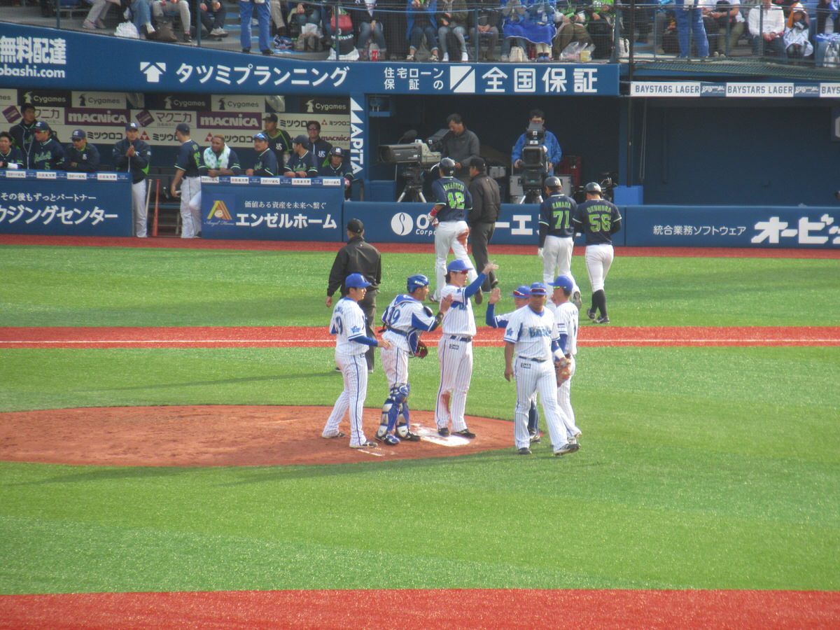 勝ちました!横浜DeNAベイスターズ2018初勝利