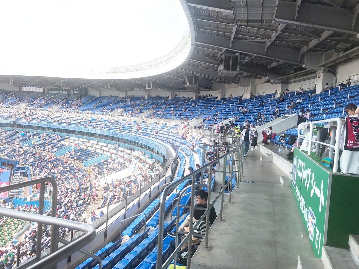 ZOZOマリンスタジアム・2階内野席エリアの写真・様子4