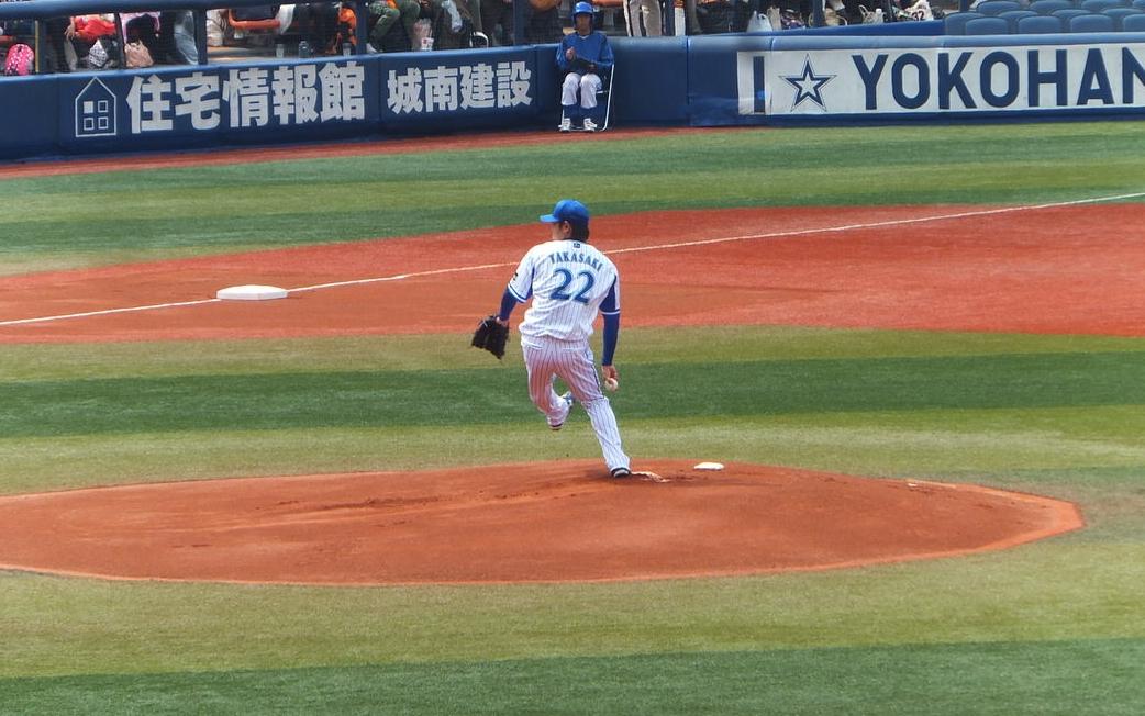 高崎健太郎・横浜DeNAベイスターズ